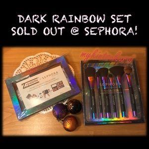 Dark Rainbow Z Palette + Magnetic Brush Set